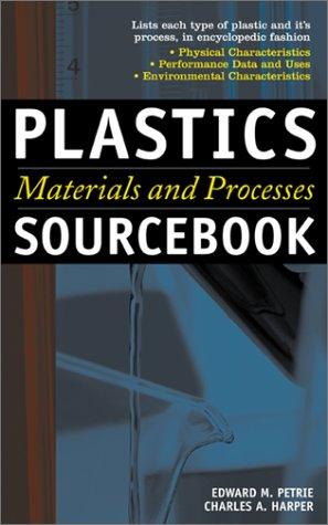 9780071364973: Plastic Materials and Processes Sourcebook