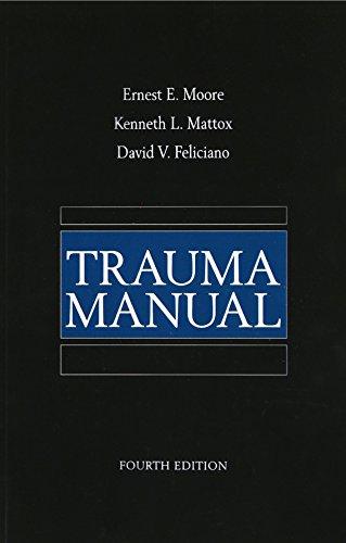 9780071365086: Trauma Manual, 4th Edition