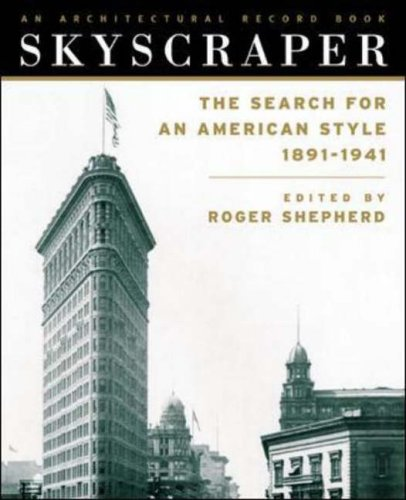 9780071369701: The Skyscraper (Architectural Record)