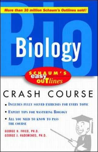 9780071369718: Schaum's Easy Outline of Biology