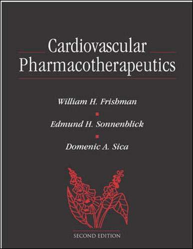9780071369817: Cardiovascular Pharmacotherapeutics (Current Medicine)