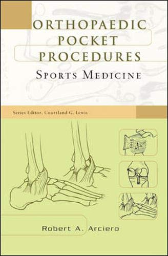 9780071369893: Orthopaedic Pocket Procedures: Sports Medicine