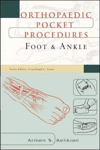 9780071369909: Orthopaedic Pocket Procedure Series: Foot & Ankle