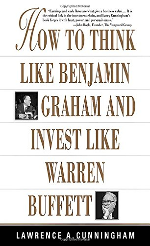 9780071369923: How to Think Like Benjamin Graham and Invest Like Warren Buffett