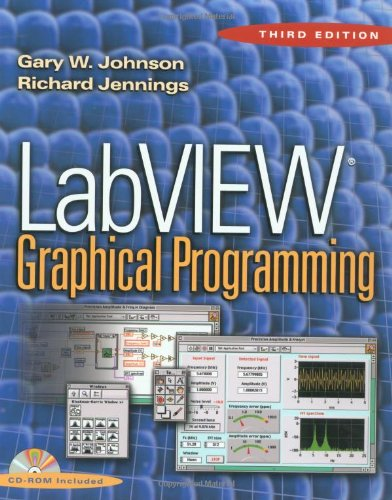 9780071370011: LabVIEW Graphical Programming: Practical Applications in Instrumentation and Control