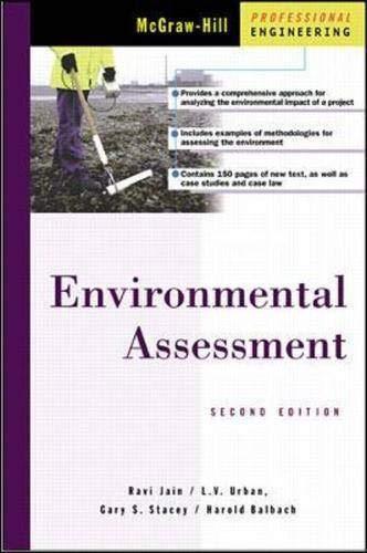 Environmental Assessment: Jain, R. K.;Webb;Stacey,