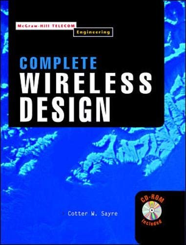 9780071370165: Complete Wireless Design