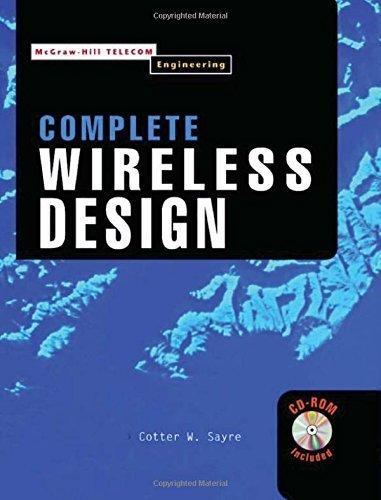 9780071370172: Complete Wireless Design