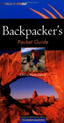 9780071370240: Backpacker's Pocket Guide (Ragged Mountain Press Pocket Guide)