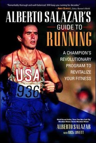 9780071370271: Alberto Salazar's Guide to Running