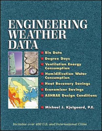 9780071370295: Engineering Weather Data