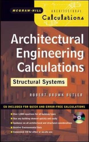 9780071370370: Architectural Engineering Design: Structural Systems: Structural Systems v. 2 (McGraw-Hill Architectural Calculations)