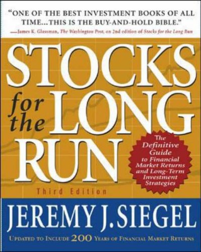 9780071370486: Stocks for the Long Run: The Definitive Guide to Financial Market Returns and Long-term Investment Strategies
