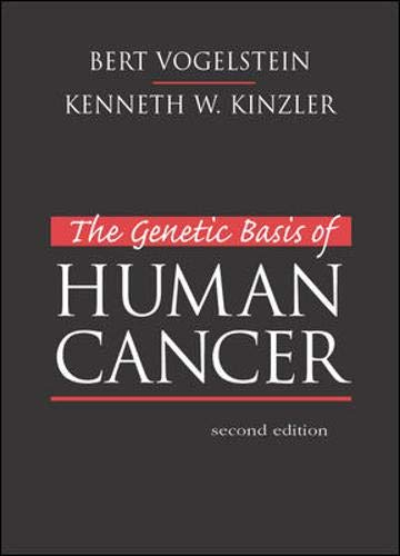 9780071370509: The Genetic Basis of Human Cancer