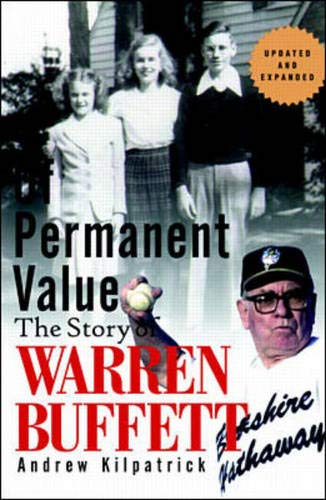 9780071370806: Of Permanent Value: The Story of Warren Buffett