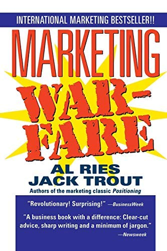 9780071371124: Marketing Warfare
