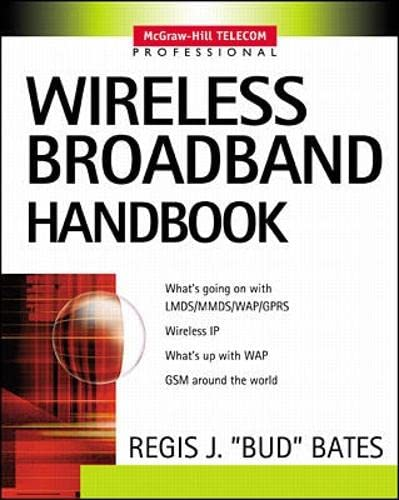 9780071371612: Wireless Broadband Handbook