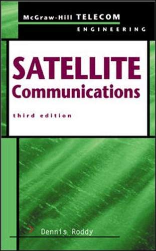 9780071371766: Satellite Communications (Mcgraw-Hill Telecommunications)