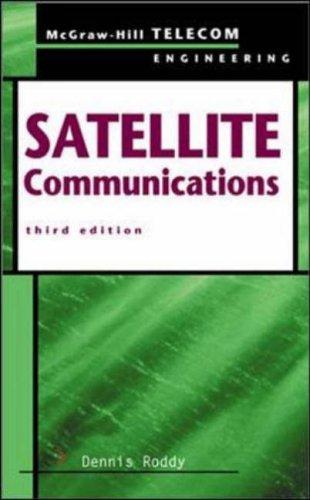 9780071371766: Satellite Communications (McGraw-Hill Telecommunications)