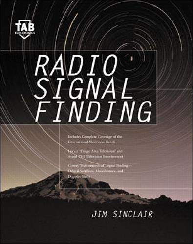 9780071371919: Radio Signal Finding (TAB Electronics Technical Library)