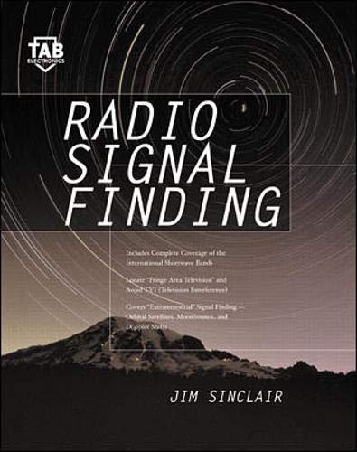 9780071371919: Radio Signal Finding (Tab Electronics)