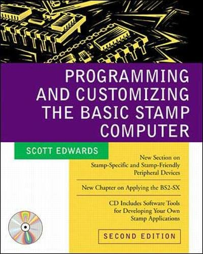 9780071371926: Programming and Customizing the Basic Stamp (TAB Electronics Technical Library)