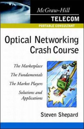 9780071372084: Optical Networking Crash Course