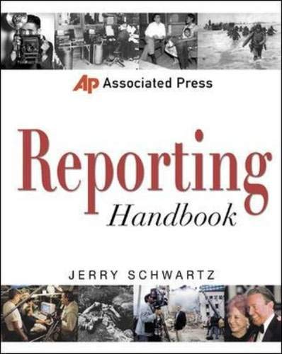 9780071372176: Associated Press Reporting Handbook
