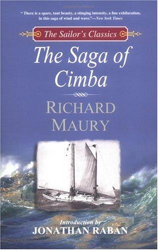 "9780071372251: The Saga of ""Cimba"" (Sailor's Classics)"