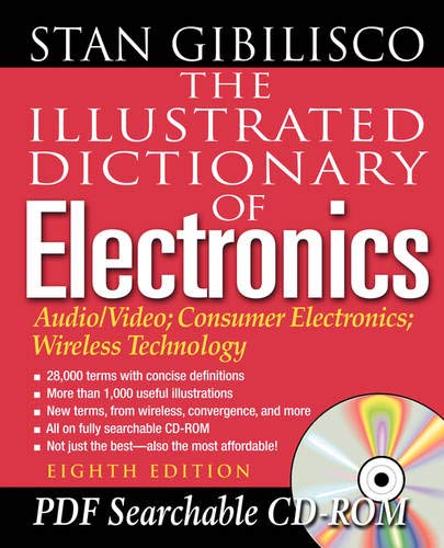 9780071372367: Illustrated Dictionary of Electronics (TAB Electronics)