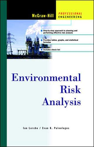 9780071372664: Environmental Risk Analysis