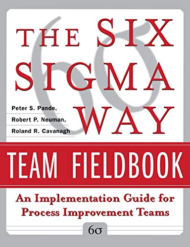 9780071373142: The Six Sigma Way Team Fieldbook: An Implementation Guide for Process Improvement Teams (General Finance & Investing)