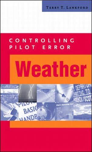 9780071373289: Controlling Pilot Error: Weather