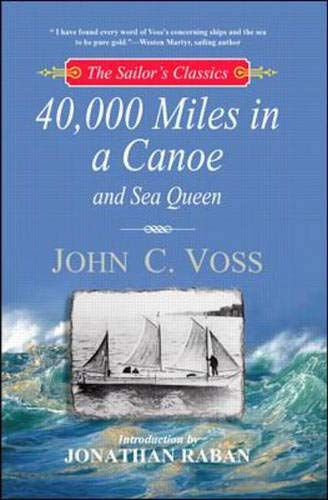 9780071373333: 40,000 Miles in a Canoe (The Sailor's Classics #3)