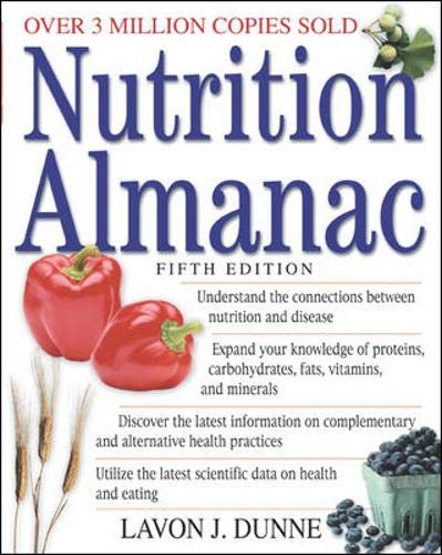 9780071373388: Nutrition Almanac, Fifth Edition