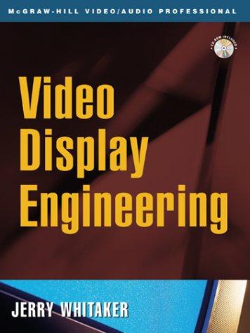 9780071373425: Video Display Engineering