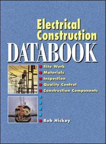 9780071373494: Electrical Construction Databook