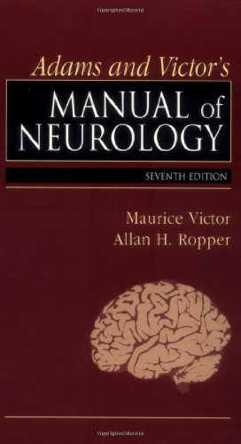 9780071373517: Adams & Victor's Manual of Neurology