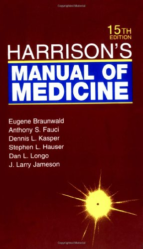 9780071373777: Harrison's Manual of Medicine