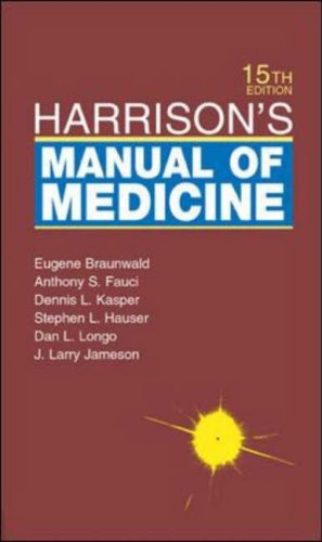 9780071373777: Harrison's Manual of Medicine