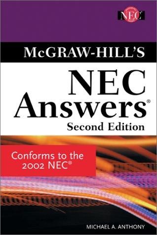 9780071373784: McGraw-Hill's NEC Answers