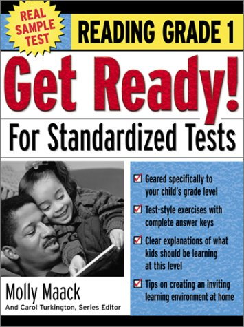 9780071374057: Get Ready! For Standardized Tests : Reading Grade 1