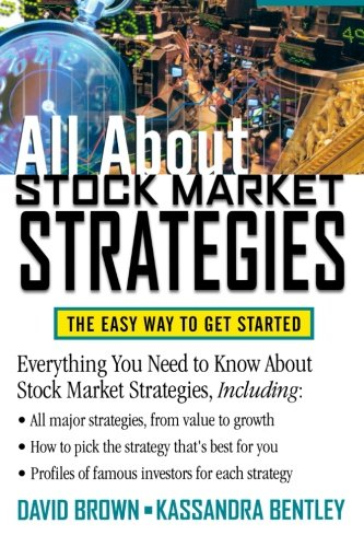 9780071374309: All About Stock Market Strategies: The Easy Way To Get Started (All About Series)