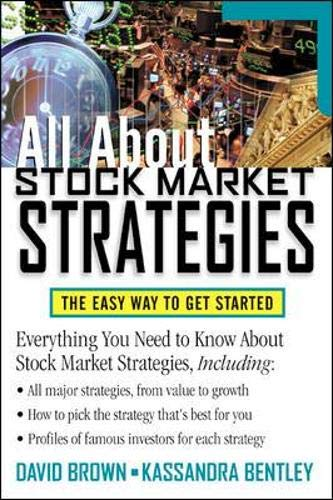 9780071374309: All About Stock Market Strategies : The Easy Way To Get Started