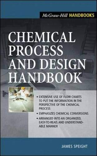 Chemical Process and Design Handbook: Speight, James