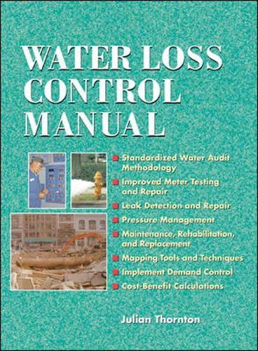 9780071374347: Water Loss Control Manual (Manuals)