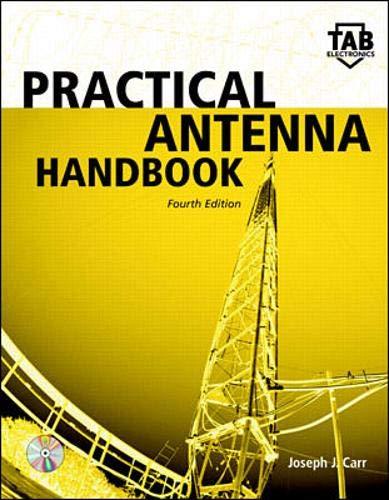 9780071374354: Practical Antenna Handbook (TAB/ Mastering Electronics Series)