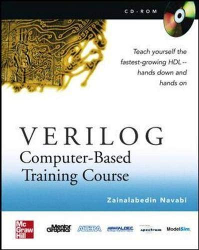 9780071374736: Verilog Computer-Based Training Course