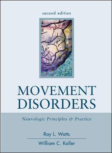 9780071374965: Movement Disorders: Neurologic Principles & Practice, Second Edition