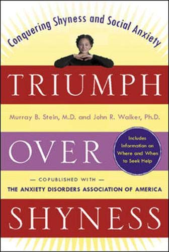 9780071374989: Triumph Over Shyness: Conquering Shyness and Social Anxiety